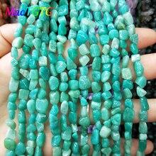 Wholesale 7-10MM Irregular Gravel Natural Stone Beads For Jewelry Making DIY Bracelet Necklace Irregular Semi-finished Beads