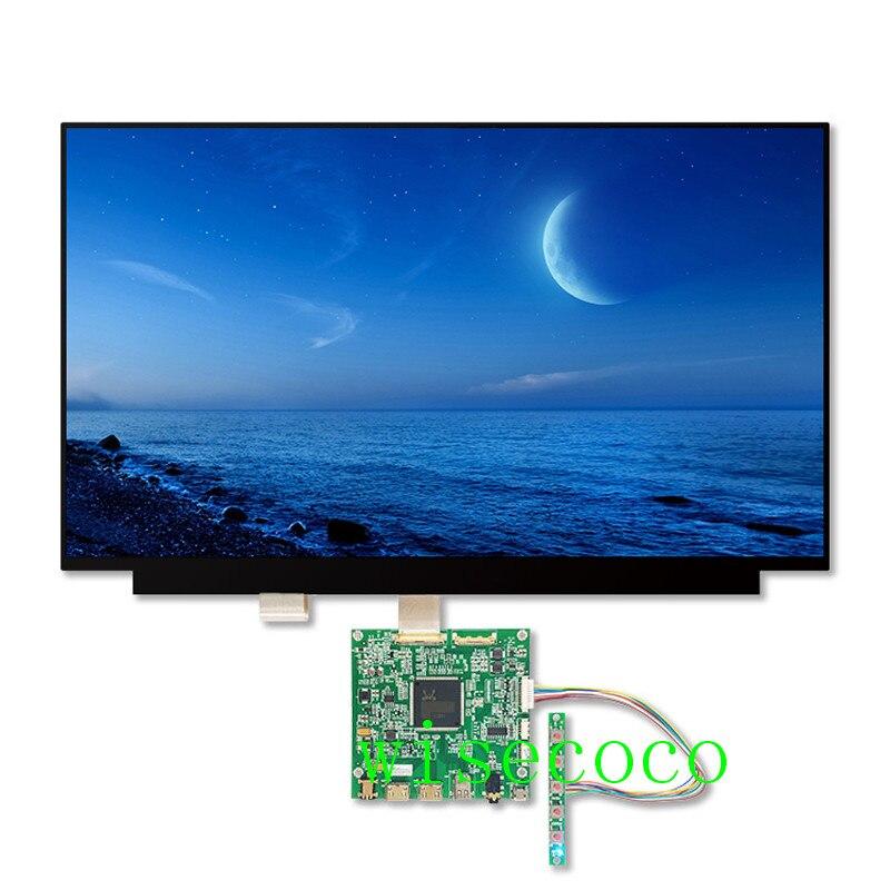 15.6 pouces 4K 3840*2160 UHD NV156QUM-N32 LCD affichage pilote carte DP LCD écran Module moniteur ordinateur portable