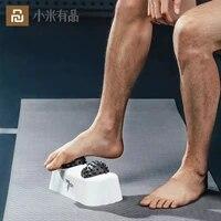 youpin foot massage ball yoga foot 360%c2%b0 rolling massage spiky muscle imitation hedgehog massager ball 50kg load relaxing feet