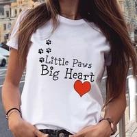 women graphic cat lovely animal fashion short sleeve spring summer cartoon print female clothes tops tees tshirt t shirt
