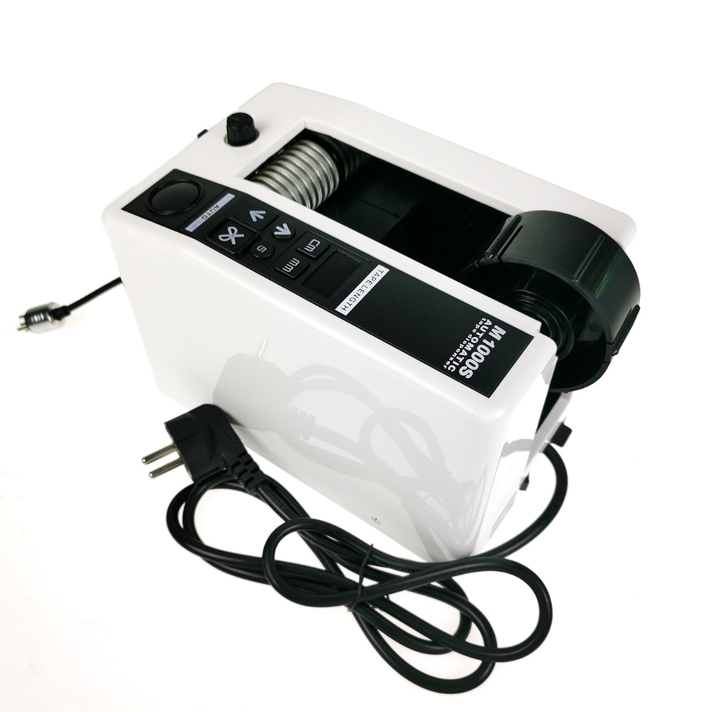 Automatic tape cutting machine M-1000S 18W Automatic Tape Dispenser M1000S Tape Cutter Cutting Machine 5-999mm