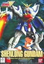 Bandai Gundam HG WF-02 1/144 XXXG01S Assemble Model Kits Action Figures Children's toys