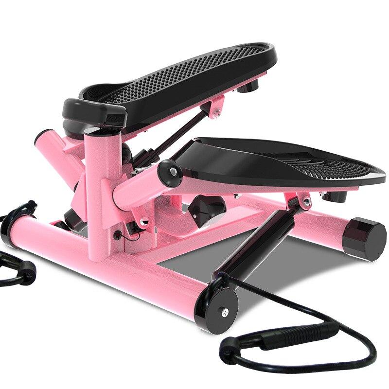 Cinta de correr multifuncional de acero al carbono equipada con Pedal silencioso para perder peso, equipo de Fitness para el hogar, Steppers, máquinas para correr, deportes
