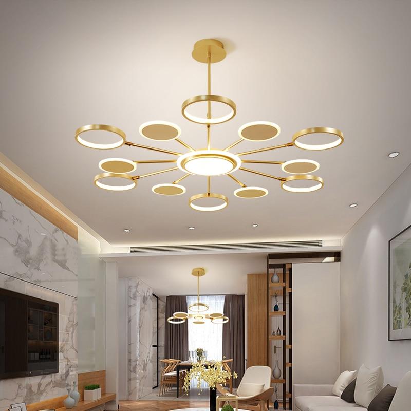 مصباح سقف led بتصميم حديث ، إضاءة داخلية ، إضاءة سقف زخرفية ، مثالية لغرفة المعيشة أو غرفة النوم أو المطبخ ، موديل جديد