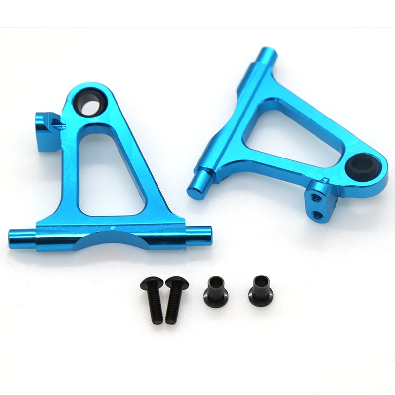 2 Pieces RC Car Upgrade Part Aluminum Alloy Oiled Shock Absorber(Al.) Traxxas TRA 7761 For 1/5 Scale Model X-MAXX Monster Truck enlarge