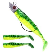 1pcs/  fishing lure bionic crank hook T-tail soft hard bait fish9cm/15g 11cm/25g Artificial Floating water Bass sinking Wobbler