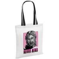 women large shoulder bag canvas shopping bags cotton cloth fabric grocery handbags cartoon pictures tote girl book bag