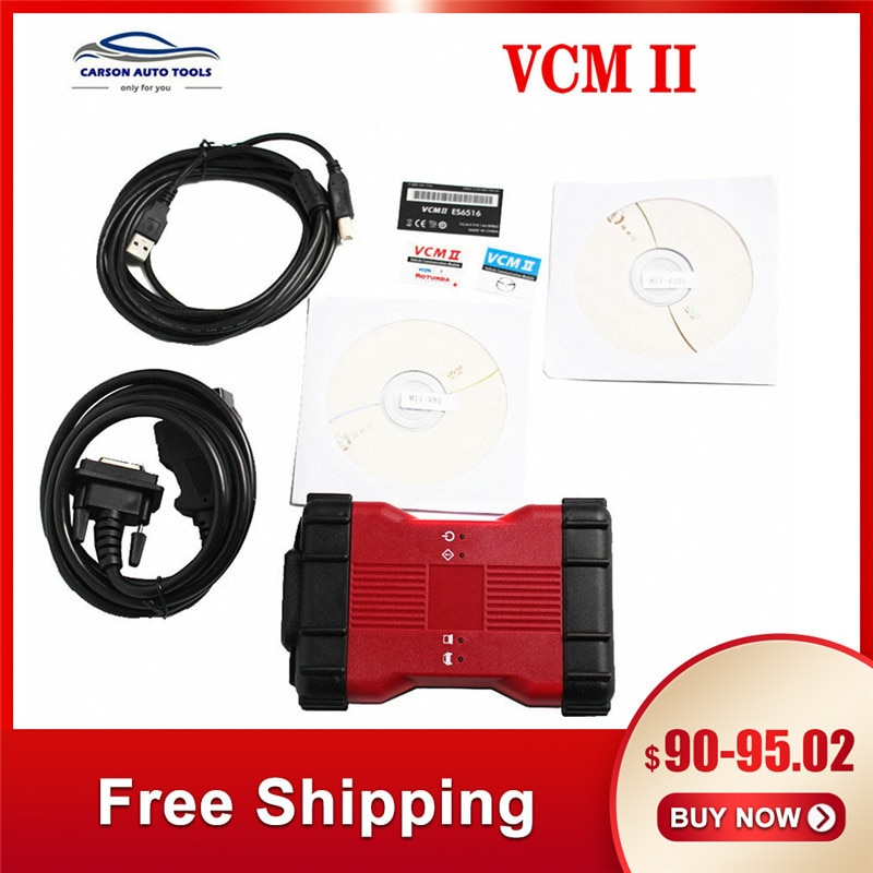 Top Sales for Frd VCMII Diagnostic Scanner for m-azda For Frd VCM ii IDS obd scanner VCM2 Support Frd/Ma-zda VCM 2 fender dlx nashville tele rw frd