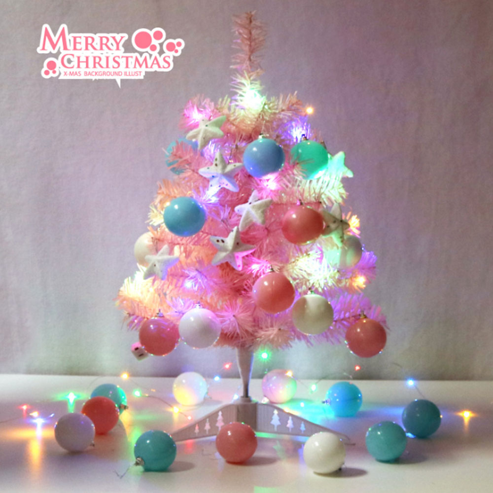 Decoraciones para árboles de navidad artificiales, Decoración de mesa de Festival, decoración del hogar, árboles, miniadornos de cedro, herramientas de decoración para fiestas