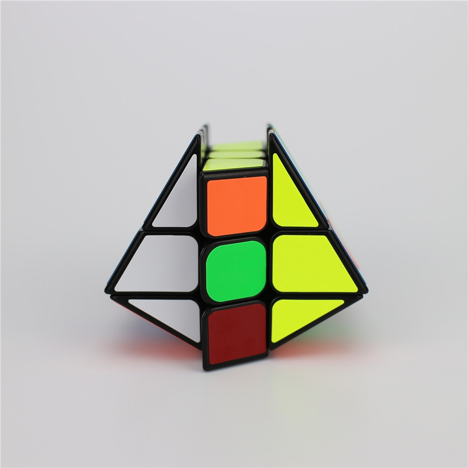 New Arrival YJ 3X3X3  Fisher Cube Magic Cubes Puzzle Learning Educational Toys For Children Kids cubo magico