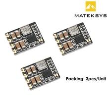 MATEK 10x14mm Micro BEC 6-30V To 5V/9V-ADJ Step-down Regulator for RC Models FPV Racing Drone Airpla