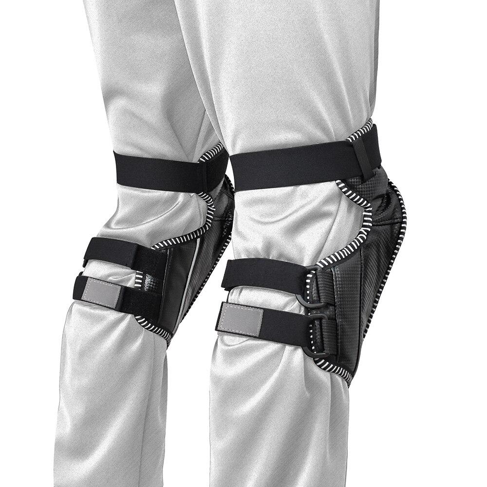 WOSAWE Motorcycle Kneepads Moto Thicken Protection Knee Guard Protective Gear Motorbike Ridng Kneepads Bike Knee Guard enlarge