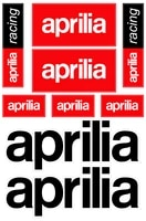 hot fashion turkey car goods rally car sticker suitable for aprilia abziehbild aufkleber motorrad autocollant aufkleber adesivi