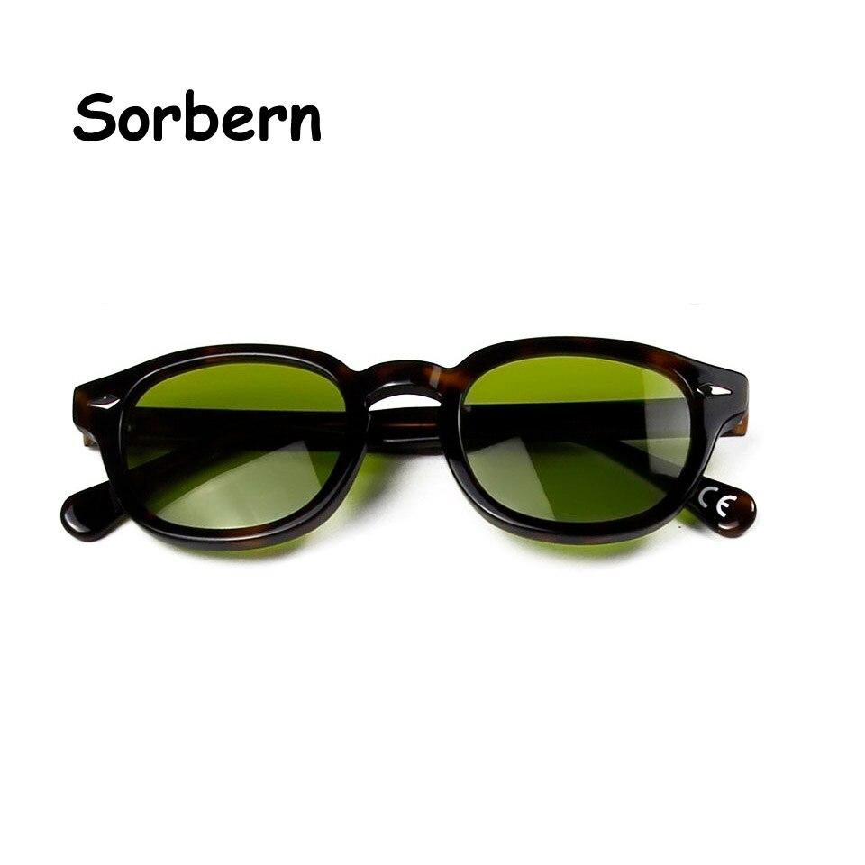 Gafas De sol redondas y medianas para hombre y mujer, lentes De...