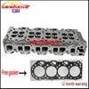 Tête de cylindre pour Isuzu Trooper Monterey 1998- Opel Monterey 2999CC 3.0 DTI L4 DOHC moteur 16V: 4JX1 8-2011-1 97245184