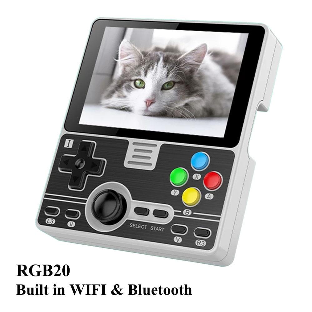 POWKIDDY RGB20 Handheld Retro Game Console 3.5