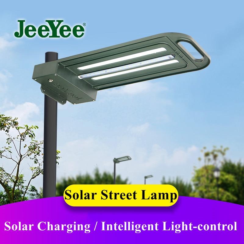 JeeYee Brand LED Solar Lamp Wall Street Light Super Bright Led Outdoor Lighting Multi-function Portable Lamps