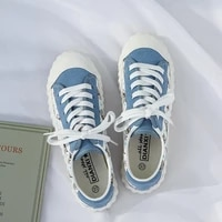 summer womens lovely canvas shoes non slip platform sneakers canvas women flats low board shoes for women zapatillas lona mujer