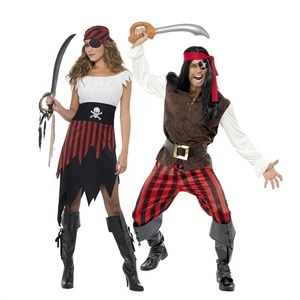 Halloween Sexy Caribbean Female Pirate Costume Cosplay Game Uniform Stage Performance Set halloween costumes for women