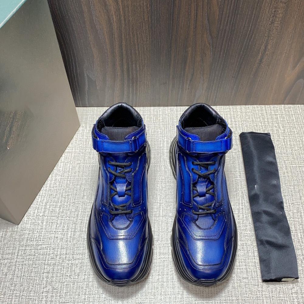 Andonايمي 2020 الخريف والشتاء موضة زيادة الراحة نعل مطاط البولي يوريثان الوحيد أحذية رياضية عالية الجودة دوركي أبي أحذية أحذية رجالي