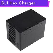 Chargeur hexagonal dorigine batterie de vol intelligente chargeant pour DJI Matrice 600/Matrice 100/Inspire 1 série Drone batterie