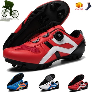 Cycling Shoes Men Sneakers sapatilha ciclismo mtb Sport Professional Road Bicycle Shoes Self-Locking Mountain Bike Shoes