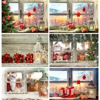 vinyl custom photography backdrops christmas day theme photography background dst 1103
