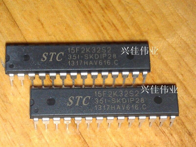 STC15F2K32S2-35I-SKDIP28