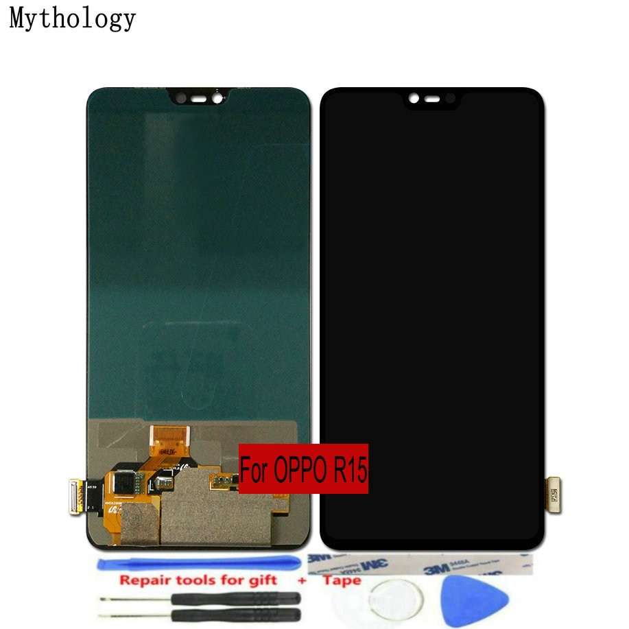 For OPPO R15 LCDs Touch Screen 6.28