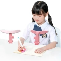 abs environmental protection writing posture reminder professional kids sitting posture corrector hunchback and myopia prevent