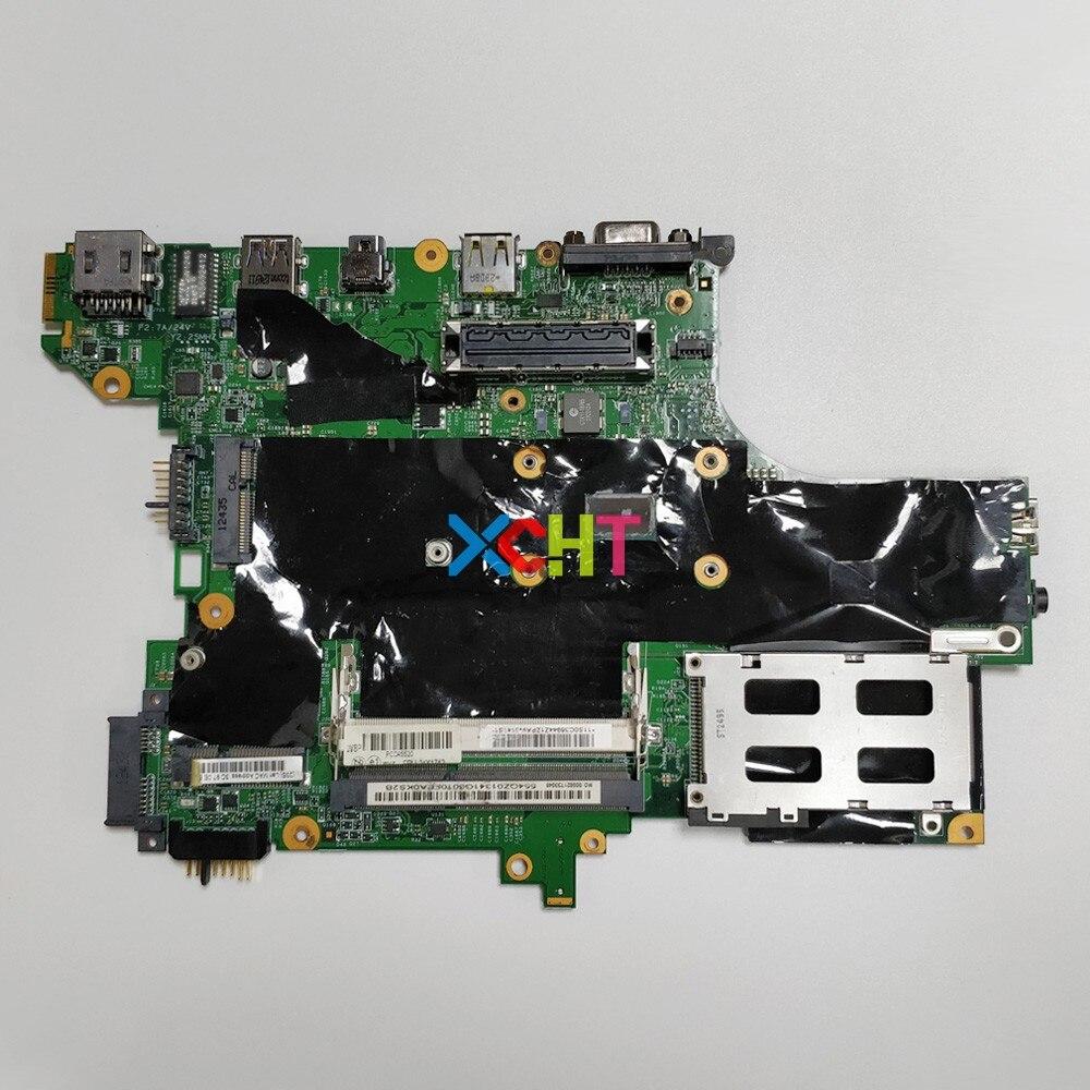 FRU : 04X1742 w i5-3320M CPU SLJ8A لينوفو ثينك باد T430s الدفتري المحمول اللوحة اللوحة