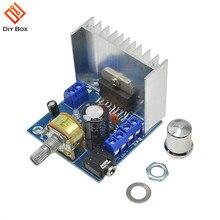 TDA7297 Версия B 2X15W усилитель стерео цифровой аудио усилитель плата модуля двухканальный Ampli Electro 9-15 в