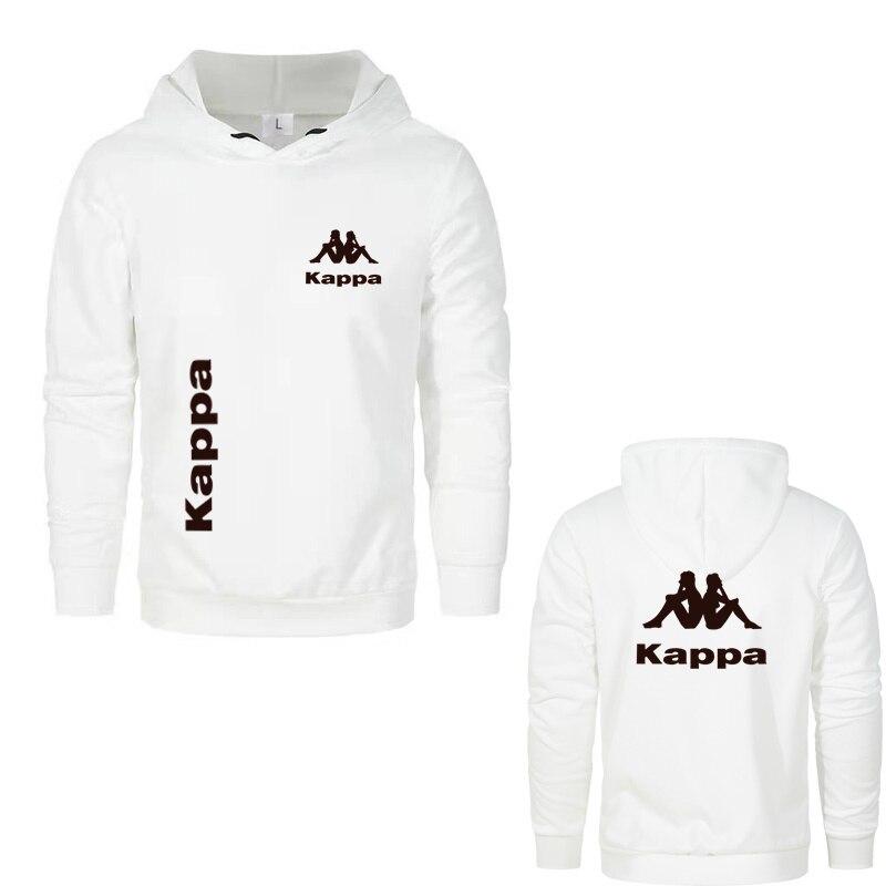2021 nova marca kappa moletom com capuz masculino/feminino moletom moletom masculino marca de impressão casual moda masculina/feminina hoodies S-4XL
