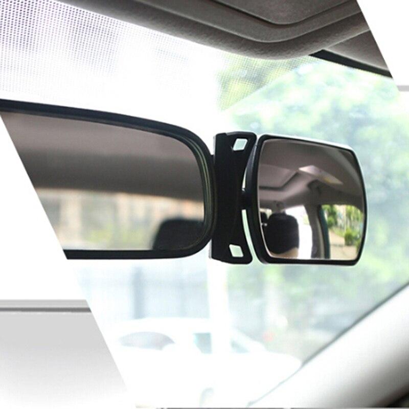Espelho Retrovisor de Frente Para Trás Do Assento de Carro do bebê Infantil Crianças Criança Criança da Ala de Segurança