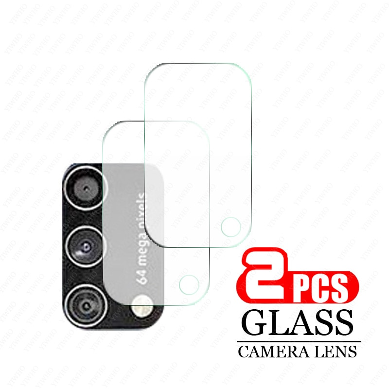 2Pcs camera lens Protector for Samsung Galaxy m02S Glass m31 s m21s Tempered Glass Protective Phone
