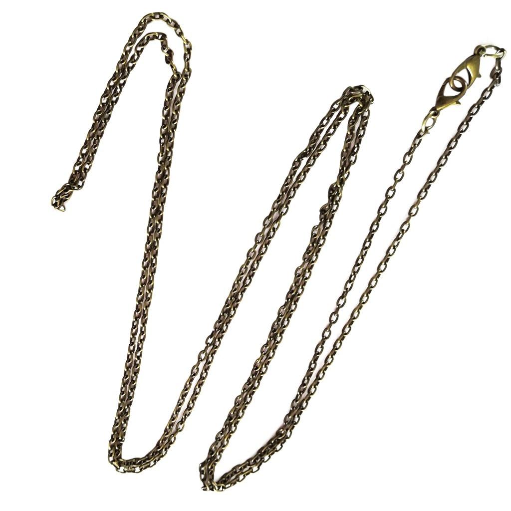 Wide Flat Replacement Chain Strap Metal Link Clasp Purse Chain Bag Handle Shoulder Cross Body Handba