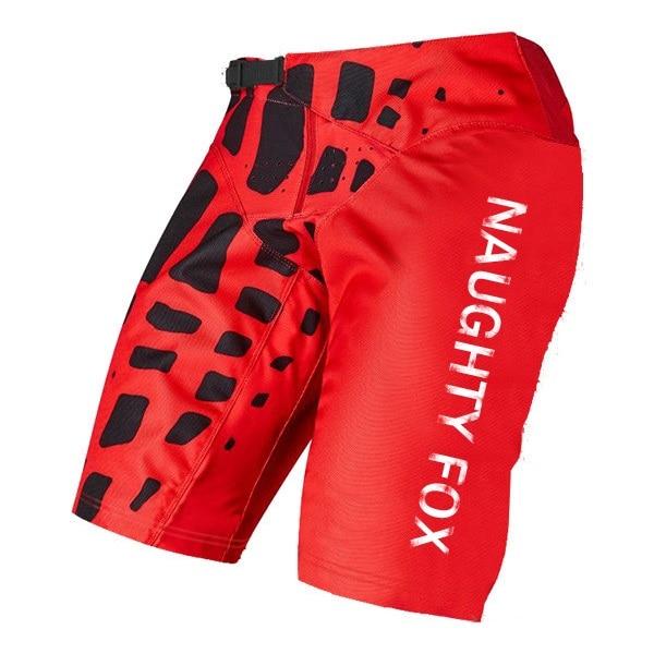 2019 travieso Fox MTB BMX MX Motorsports traveling Shorts motocicleta hombres pantalones cortos de verano Pantalones cortos