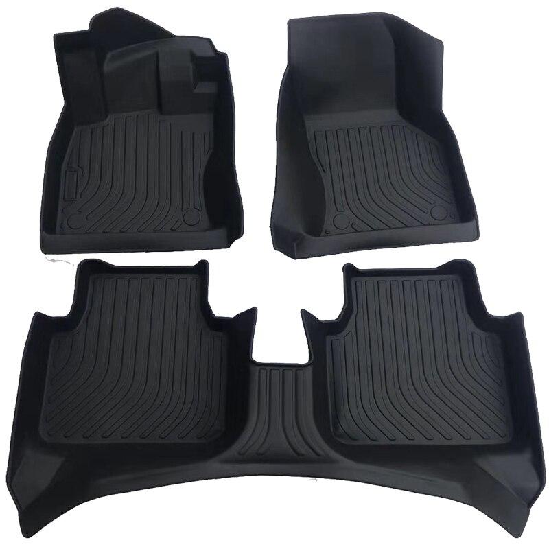 TPE Car Floor Mat for Subaru Forester SJ SK 2012-2015 2016 2017 2018 2019 cars accessories car styling Rubber floor mat