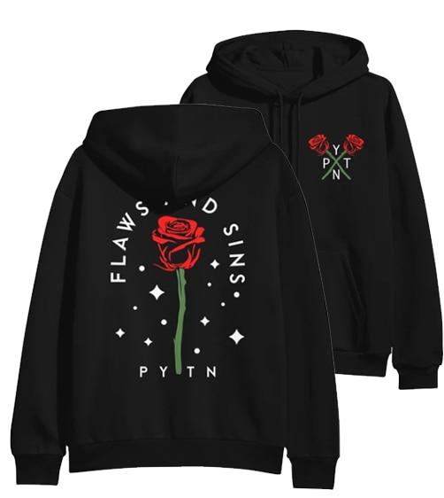 payton moormeier merch hoodies men women sportswear 2020 Social Media Stars hoodies pants set tops Unisex teens Tracksuit 4XL