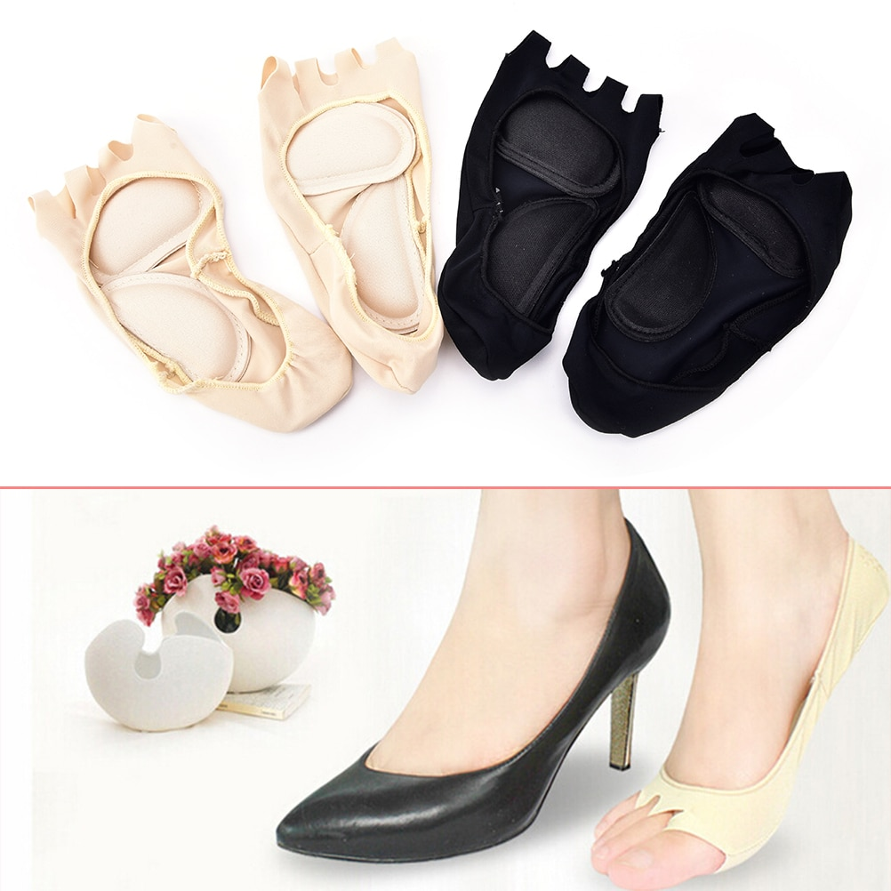 Health Foot Care Massage Toe Socks Five Fingers Toes Compression Socks Arch Support Relieve Foot Pai