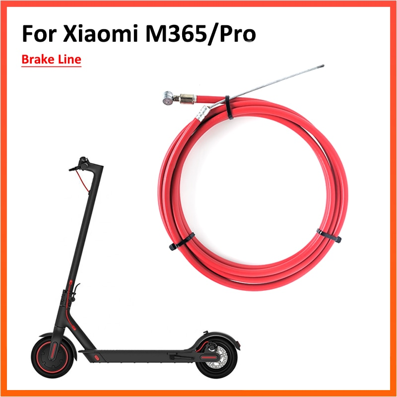 Repair Parts Brake Line Cable Replacement For Xiaomi M365 /1S /Pro Electric Scooter Accessotires