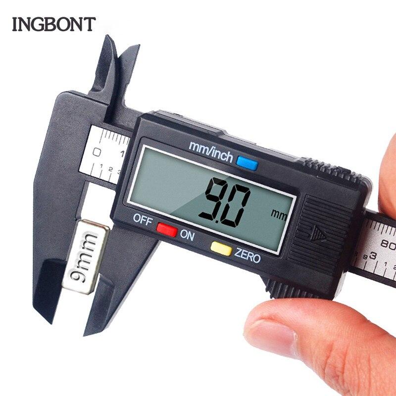 Электронный штангенциркуль INGBONT, 0-150 м�