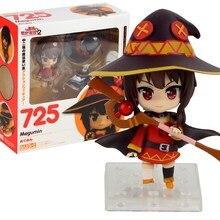 KonoSuba Gott Segen auf Diese Wunderbare Welt 2 Megumin #725 Anime Abbildung Nette Mädchen Spielzeug Aktion Figurine PVC Modell figma Puppe