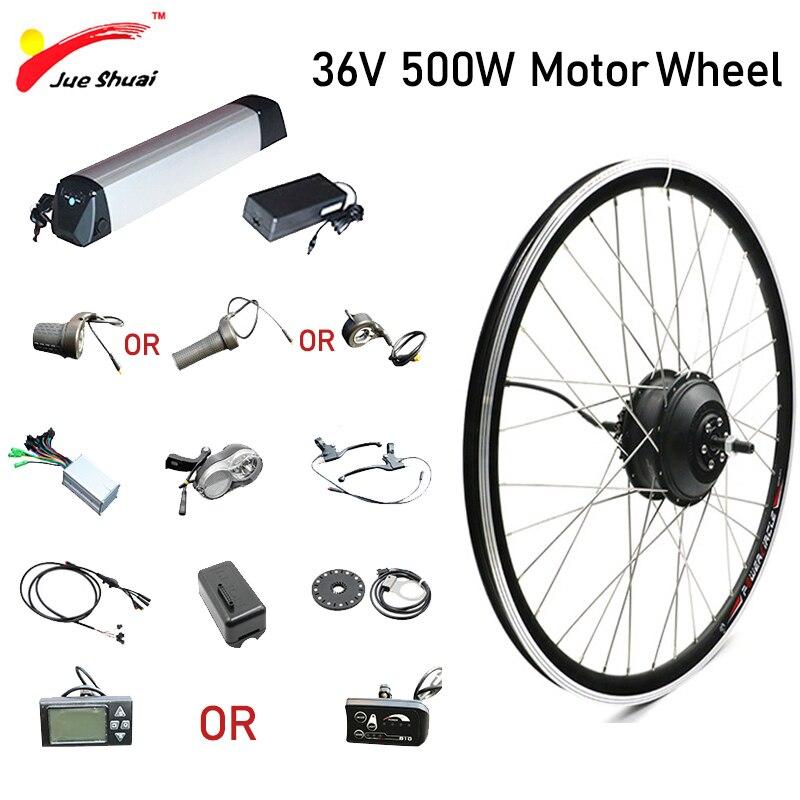 36V 500W eléctrico Kit de Bicicleta 20