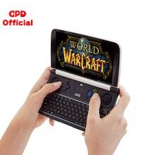 Gpd WIN2 Win 2 Windows 10 Gaming Laptop Mini Draagbare Computer Notebook Intel Core M3-8100Y 8 Gb + 256 Gb 6 Inch Ips Touchscreen