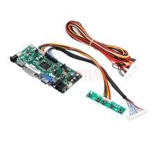 Kit de contrôleur décran LED LCD, pour LM240WU2(SL)(B1) LM240WU2-SLB1 HDMI + DVI + VGA 1920x1200, pilote de carte, nouveau, Mnt68676