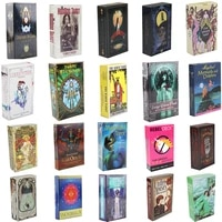 oracle card tarot card fortunetelling fate family gathering deck board game full english version with qr code electronic manual