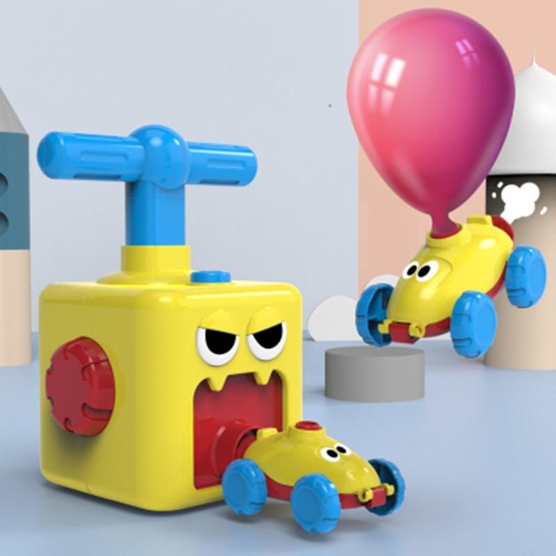 Образование игрушка для научного эксперимента инерционная Мощность шар автомобиль игрушка головоломка удовольствие от инерционная Мощно...