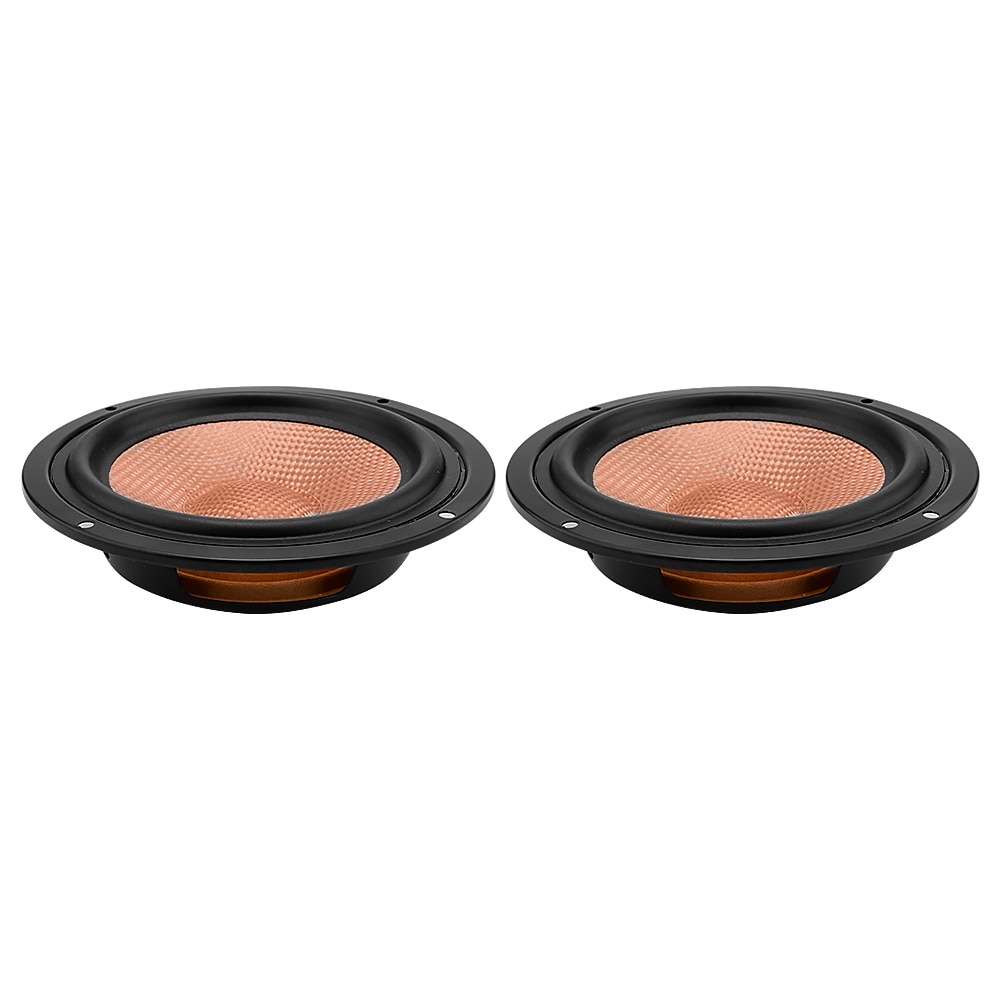 AIYIMA 2Pcs 5Inch 6.5Inch Speaker Woofer Passive Bass Radiator Passivo DIY Speaker Repair Kit Accessories Parts For Home System enlarge