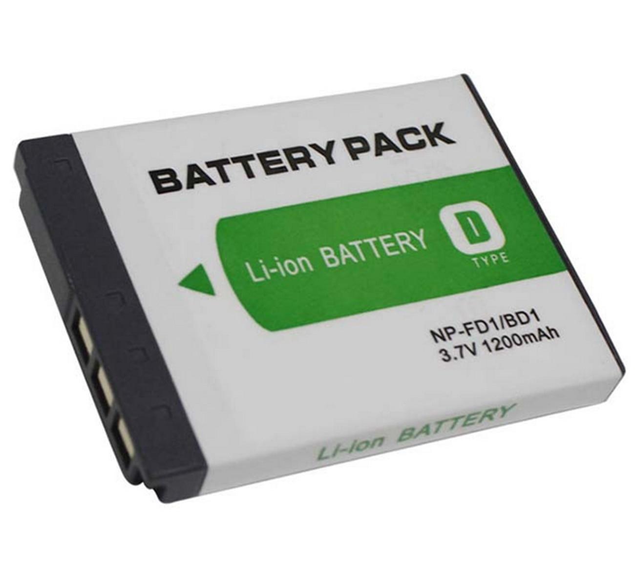 Bateria para sony cyber-shot DSC-T2, DSC-T200, DSC-T300, DSC-T500, DSC-T700, DSC-T900, DSC-T900, DSC-T900/b,/r câmera digital